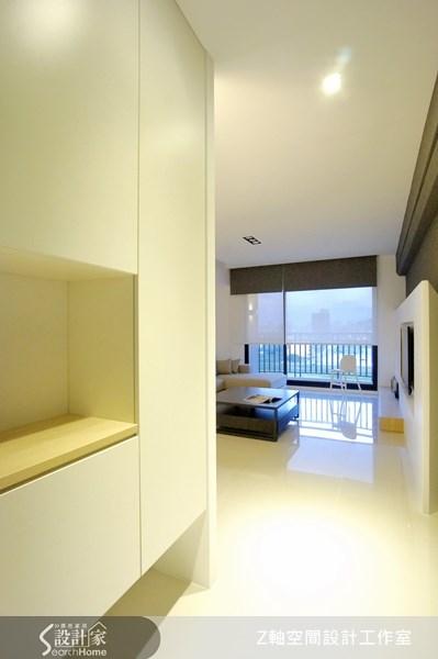 18坪新成屋(5年以下)_現代風案例圖片_Z軸空間設計_Z軸_02之1