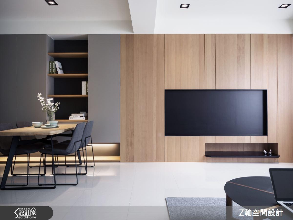 30坪新成屋(5年以下)_簡約風案例圖片_Z軸空間設計_Z軸_06之4