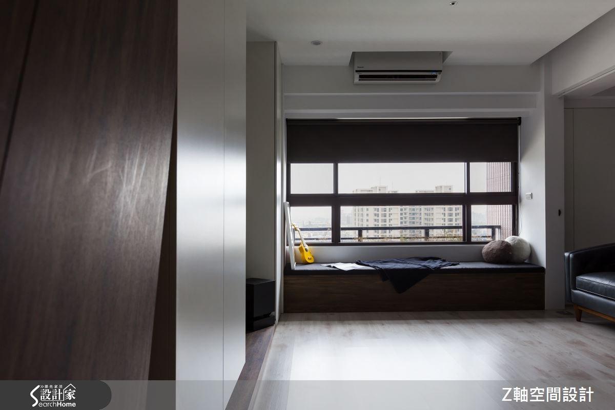 20坪新成屋(5年以下)_工業風案例圖片_Z軸空間設計_Z軸_07之3
