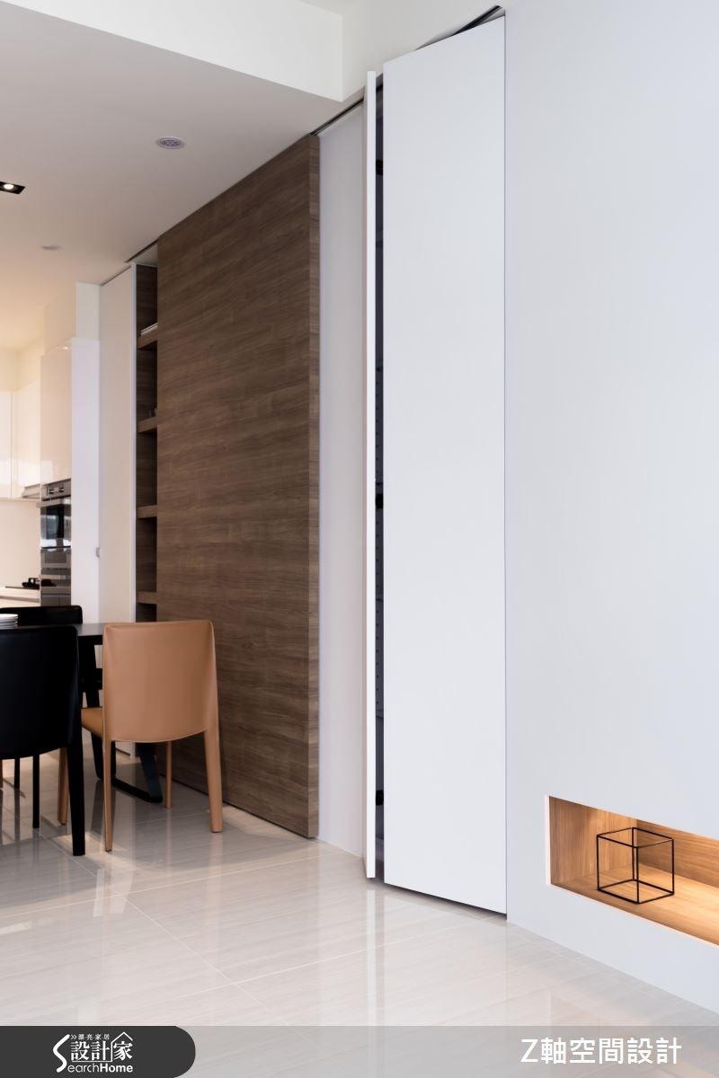 35坪新成屋(5年以下)_簡約風案例圖片_Z軸空間設計_Z軸_13之3