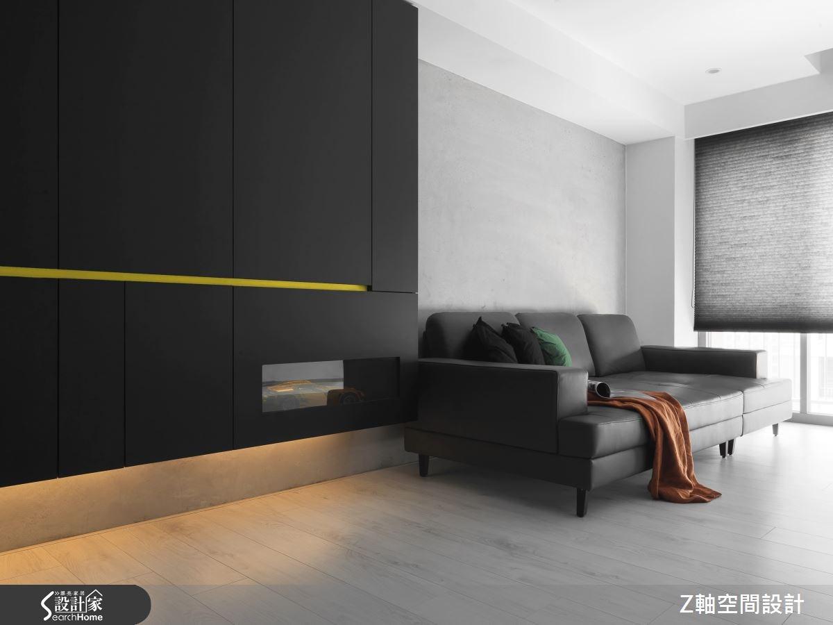 30坪中古屋(5~15年)_現代風案例圖片_Z軸空間設計_Z軸_15之2