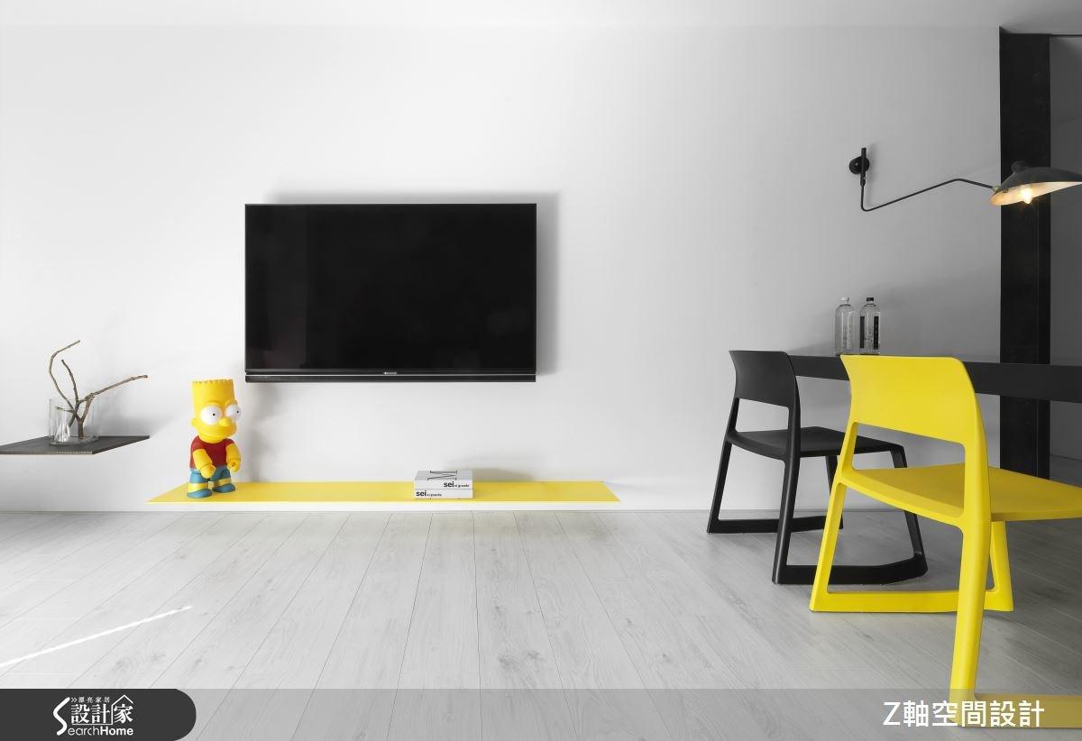 30坪中古屋(5~15年)_現代風案例圖片_Z軸空間設計_Z軸_15之3
