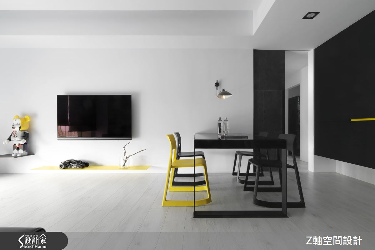 30坪中古屋(5~15年)_現代風案例圖片_Z軸空間設計_Z軸_15之4