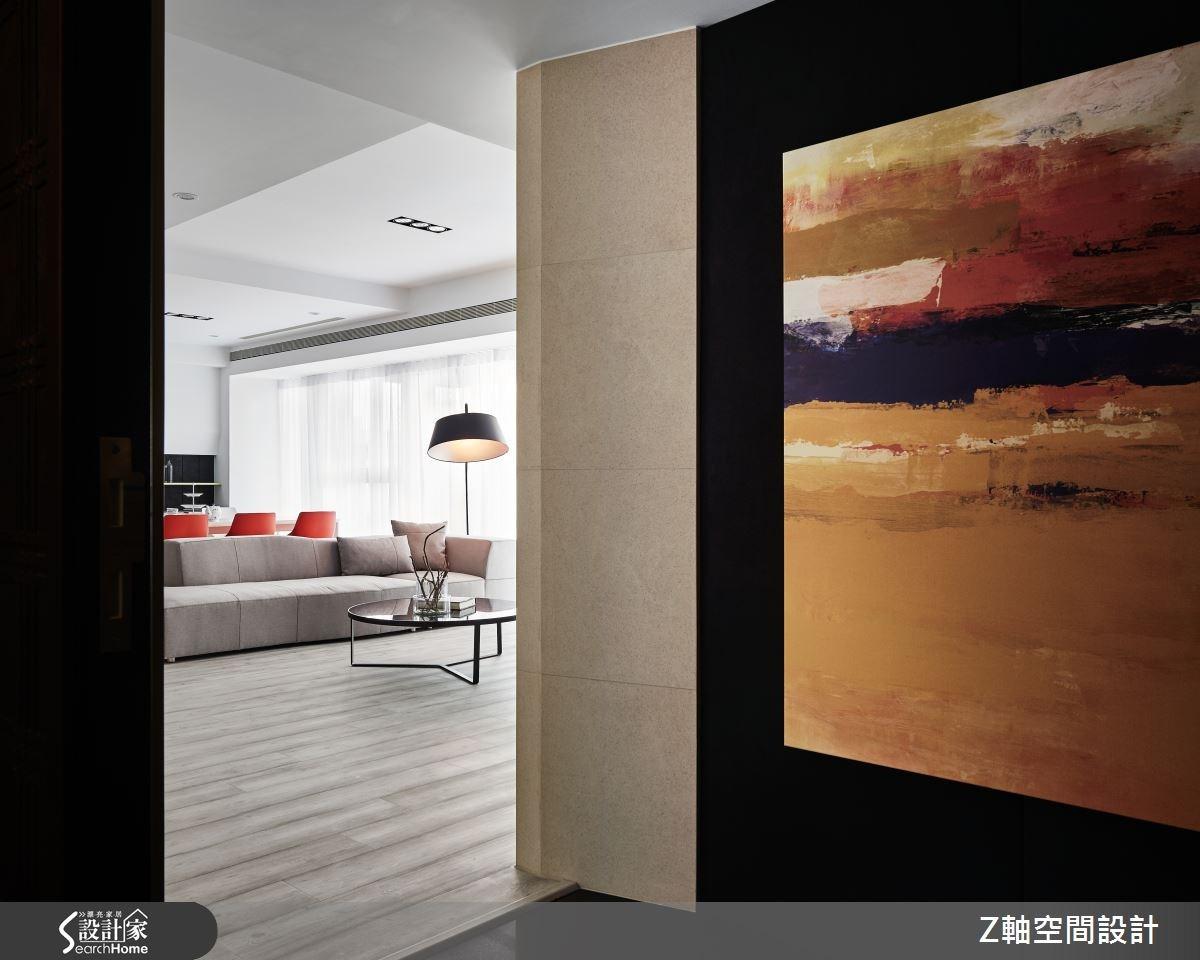 55坪新成屋(5年以下)_現代風案例圖片_Z軸空間設計_Z軸_17之1