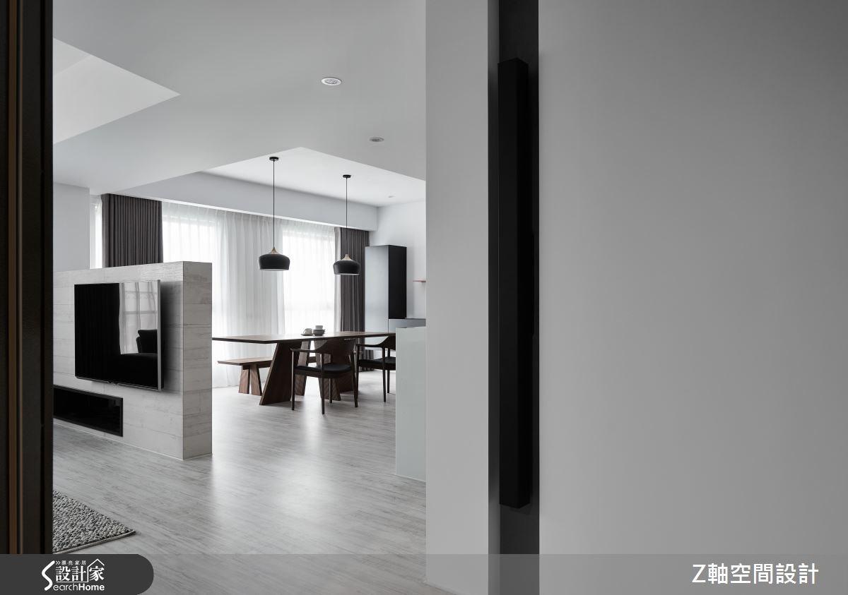 28坪中古屋(5~15年)_簡約風案例圖片_Z軸空間設計_Z軸_18之1