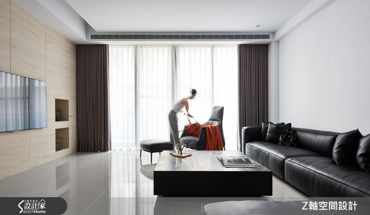 55坪新成屋(5年以下)_現代風案例圖片_Z軸空間設計_Z軸_20之3