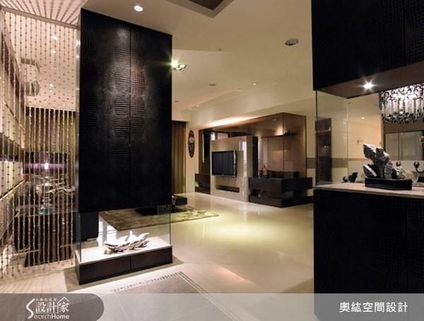 42坪新成屋(5年以下)_奢華風案例圖片_奧紘空間設計_奧紘_09之1
