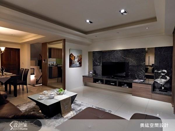 75坪新成屋(5年以下)_簡約風案例圖片_奧紘空間設計_奧紘_11之4