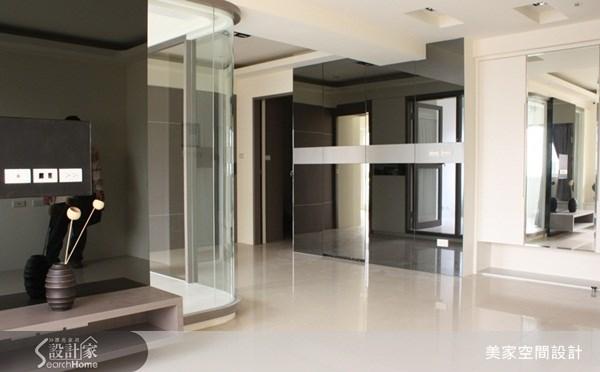 25坪新成屋(5年以下)_現代風案例圖片_美家空間設計_美家_11之2