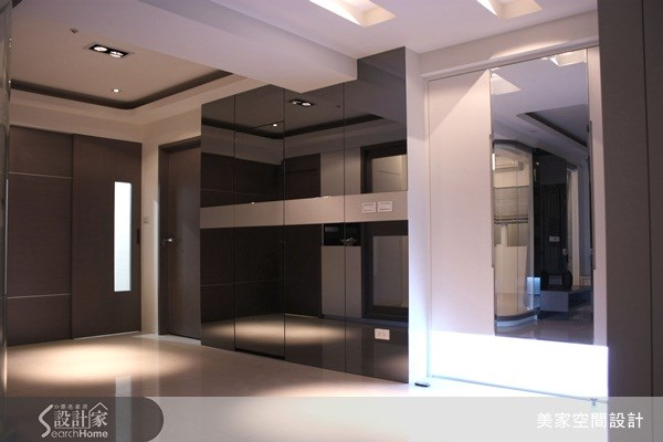 25坪新成屋(5年以下)_現代風案例圖片_美家空間設計_美家_11之1
