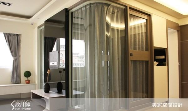 25坪新成屋(5年以下)_現代風案例圖片_美家空間設計_美家_11之5