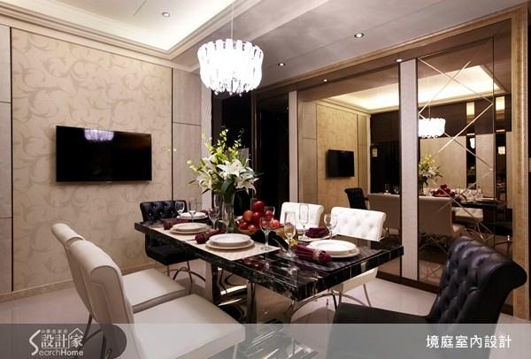 1坪新成屋(5年以下)_新古典餐廳案例圖片_境庭室內裝修工程有限公司_境庭_10之10