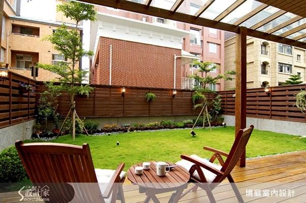 75坪新成屋(5年以下)_現代風庭院案例圖片_境庭室內裝修工程有限公司_境庭_13之13