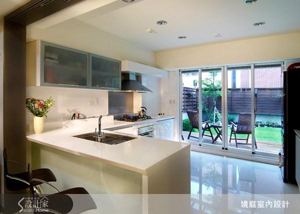 75坪新成屋(5年以下)_現代風廚房案例圖片_境庭室內裝修工程有限公司_境庭_13之6