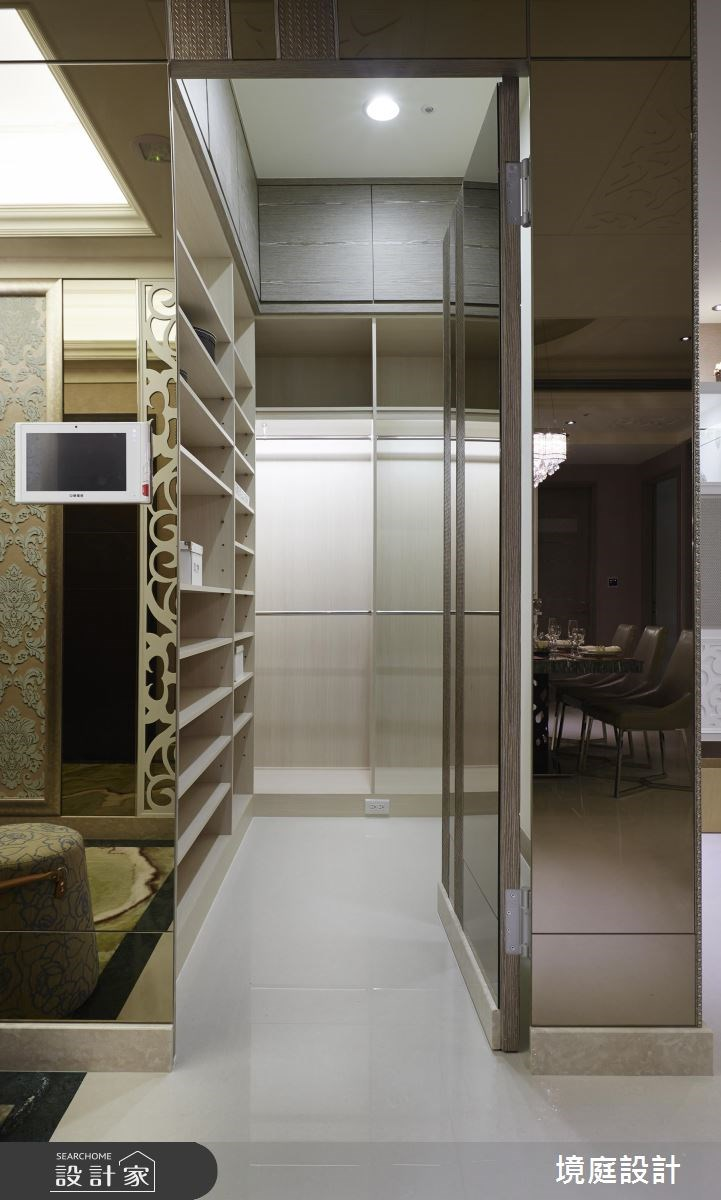 65坪新成屋(5年以下)_混搭風儲藏室案例圖片_境庭室內裝修工程有限公司_境庭_33之3