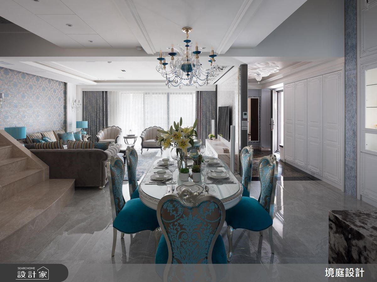 58坪新成屋(5年以下)_混搭風餐廳案例圖片_境庭室內裝修工程有限公司_境庭_37之6
