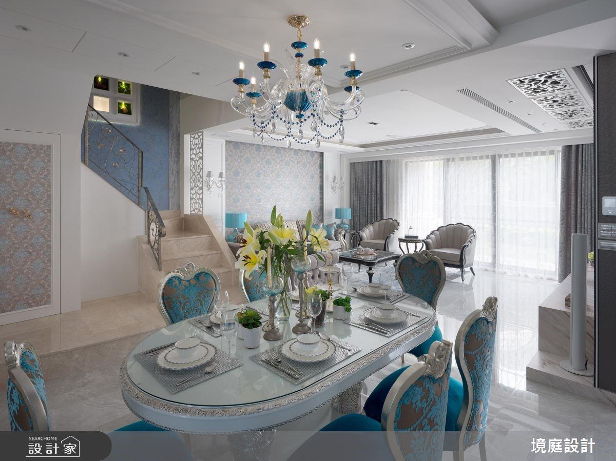 58坪新成屋(5年以下)_混搭風餐廳案例圖片_境庭室內裝修工程有限公司_境庭_37之5