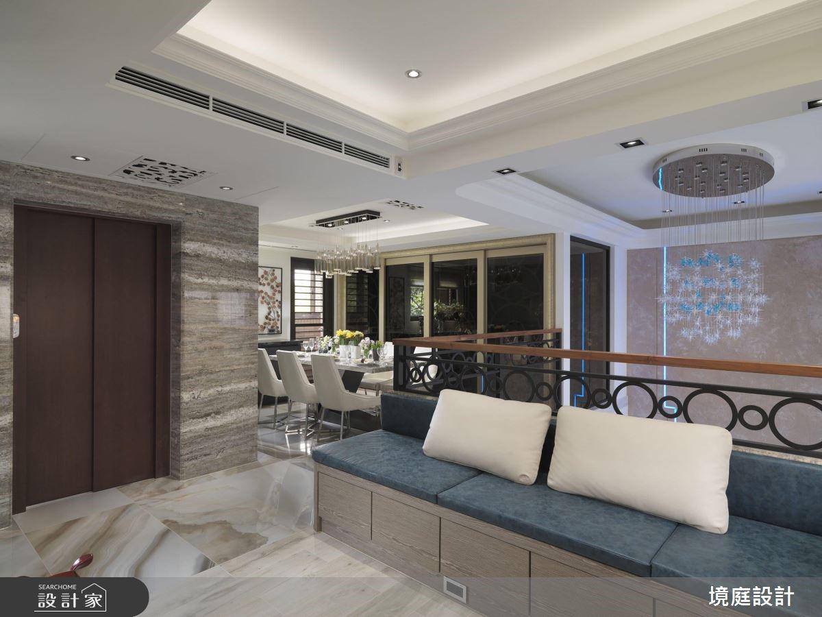 60坪新成屋(5年以下)_混搭風餐廳案例圖片_境庭室內裝修工程有限公司_境庭_38之15