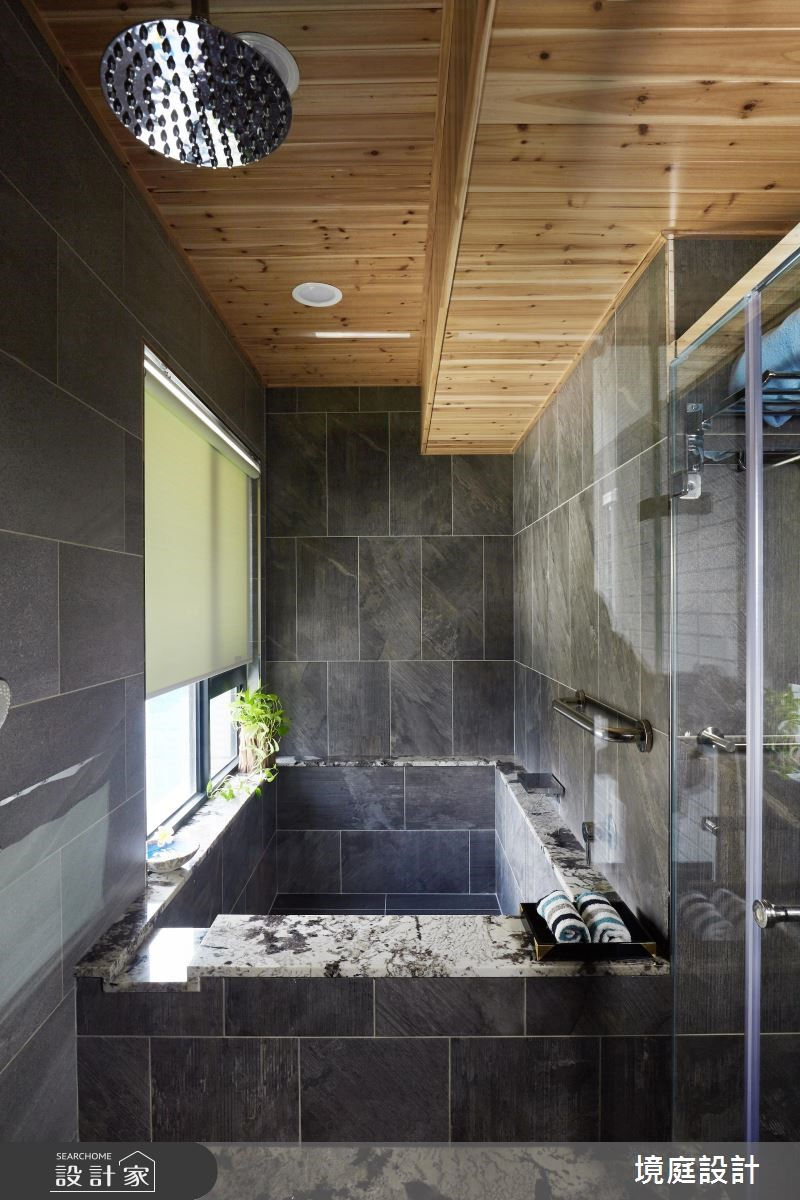 預售屋_休閒風浴室案例圖片_境庭室內裝修工程有限公司_境庭_39之30