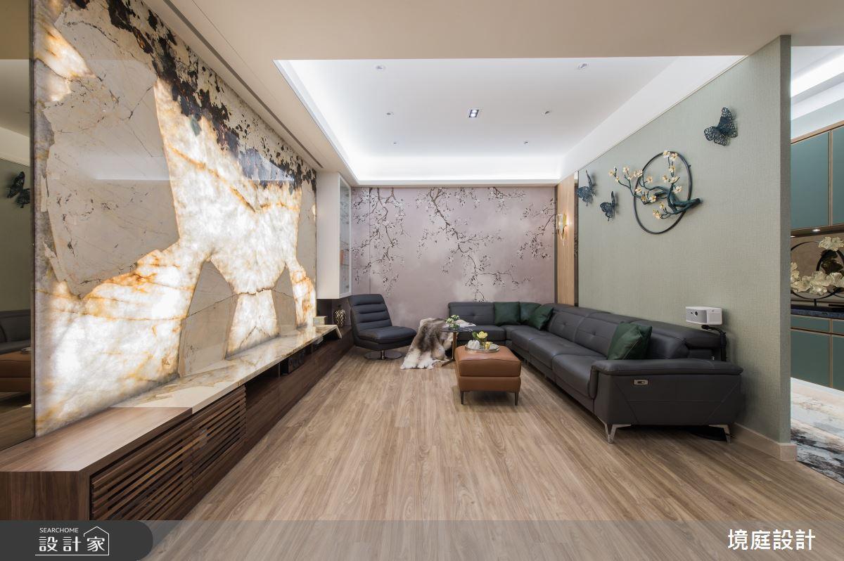 60坪新成屋(5年以下)_混搭風商業空間案例圖片_境庭室內裝修工程有限公司_境庭_44之4