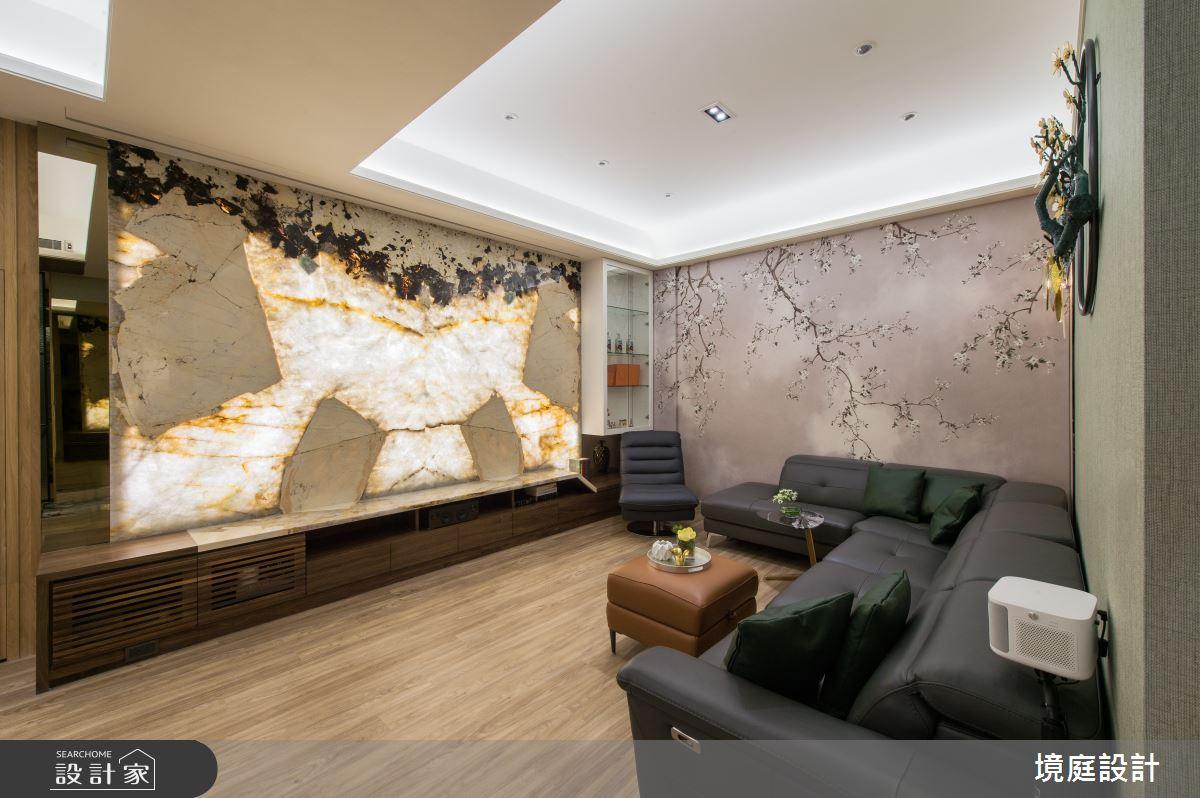 60坪新成屋(5年以下)_混搭風商業空間案例圖片_境庭室內裝修工程有限公司_境庭_44之5
