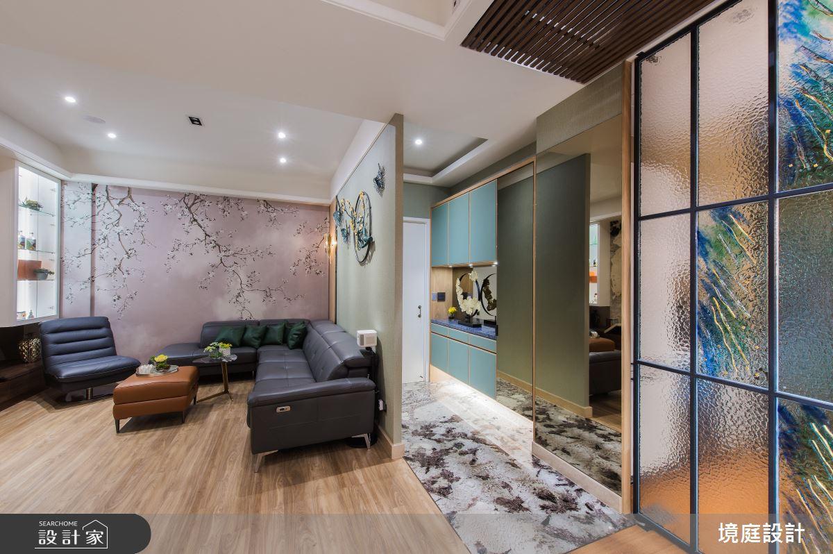 60坪新成屋(5年以下)_混搭風商業空間案例圖片_境庭室內裝修工程有限公司_境庭_44之3