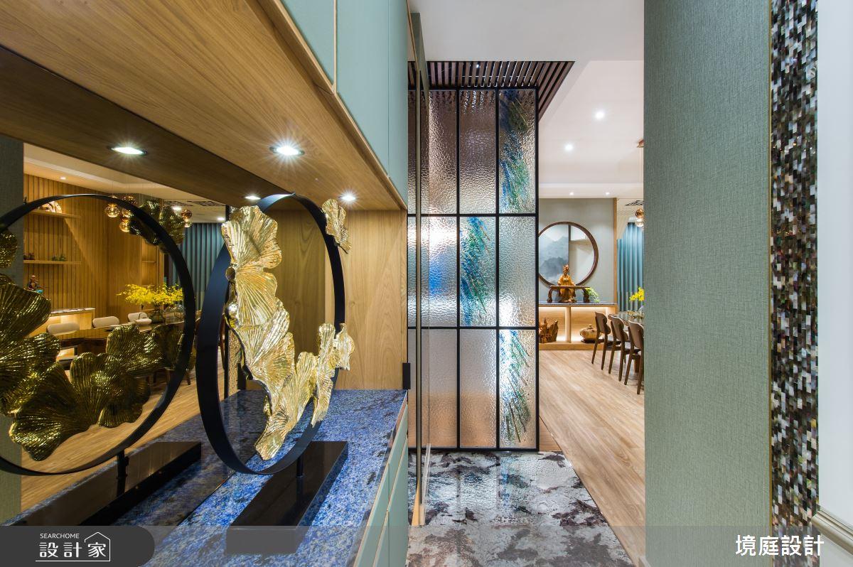 60坪新成屋(5年以下)_混搭風商業空間案例圖片_境庭室內裝修工程有限公司_境庭_44之2