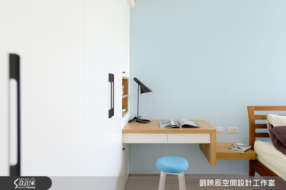 35坪新成屋(5年以下)_現代風臥室案例圖片_大秝空間設計/建築規劃_劉映辰_11之11