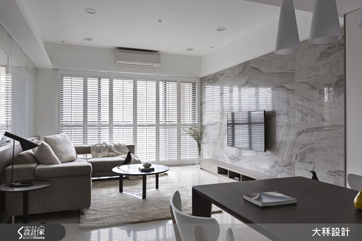 57坪新成屋(5年以下)_現代風餐廳案例圖片_大秝空間設計/建築規劃_大秝_17之3