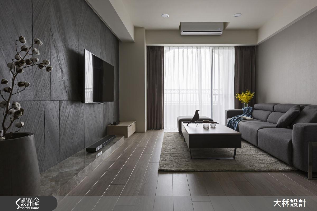 52坪新成屋(5年以下)_現代風客廳案例圖片_大秝空間設計/建築規劃_大秝_18之1