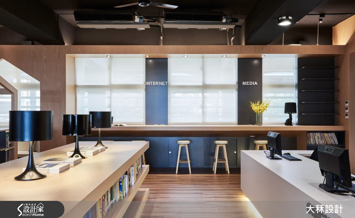 60坪老屋(16~30年)_現代風商業空間案例圖片_大秝空間設計/建築規劃_大秝_20之2