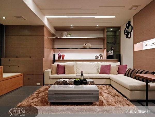 55坪老屋(16~30年)_奢華風案例圖片_天涵空間設計有限公司_天涵_05之2