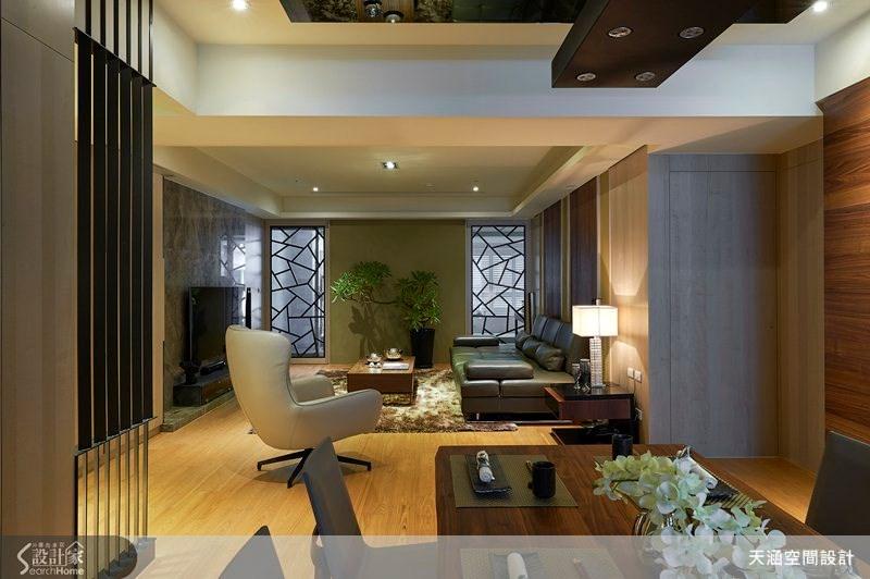 48坪新成屋(5年以下)_奢華風案例圖片_天涵空間設計有限公司_天涵_13之8
