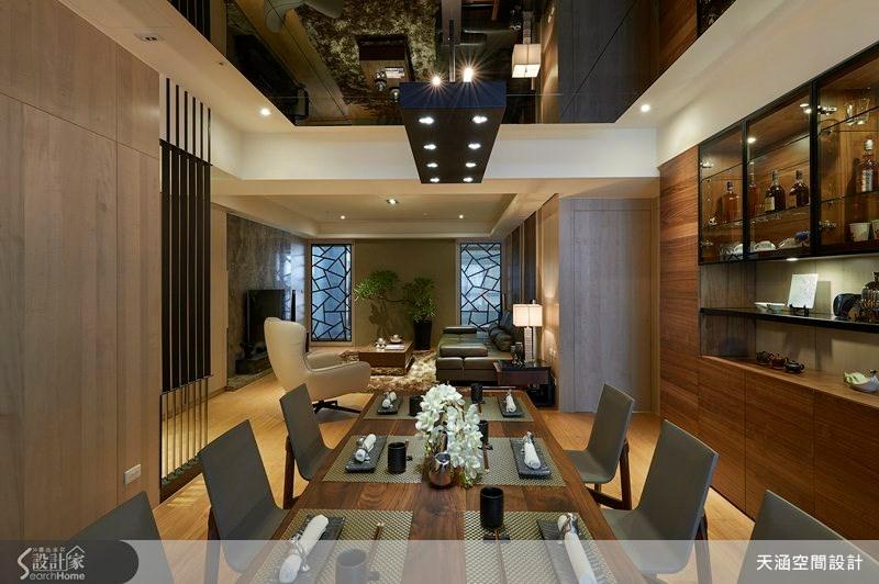 48坪新成屋(5年以下)_奢華風案例圖片_天涵空間設計有限公司_天涵_13之9