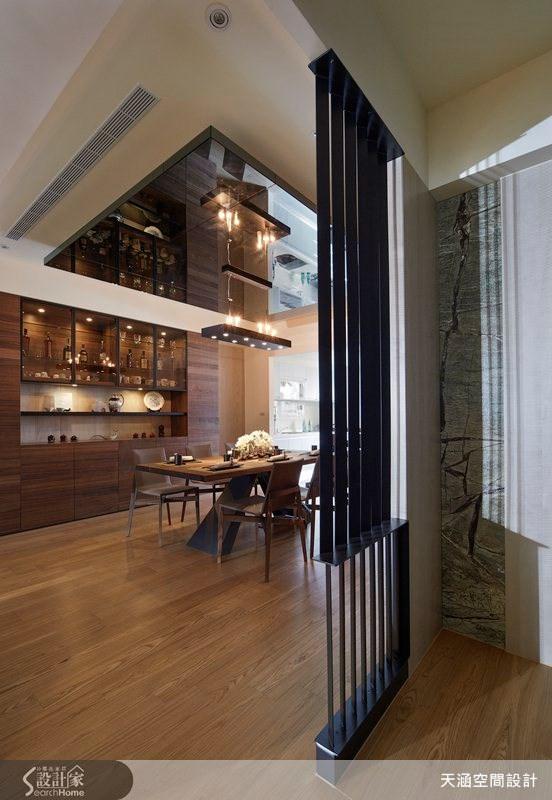 48坪新成屋(5年以下)_奢華風案例圖片_天涵空間設計有限公司_天涵_13之4