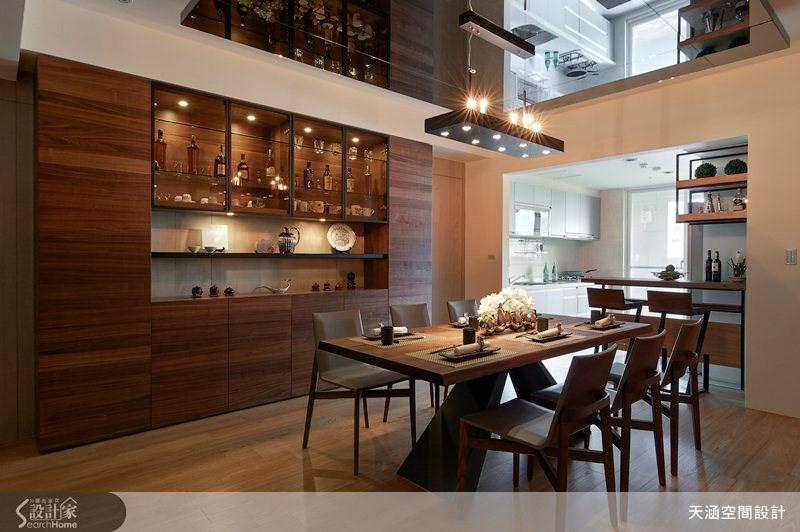 48坪新成屋(5年以下)_奢華風案例圖片_天涵空間設計有限公司_天涵_13之13