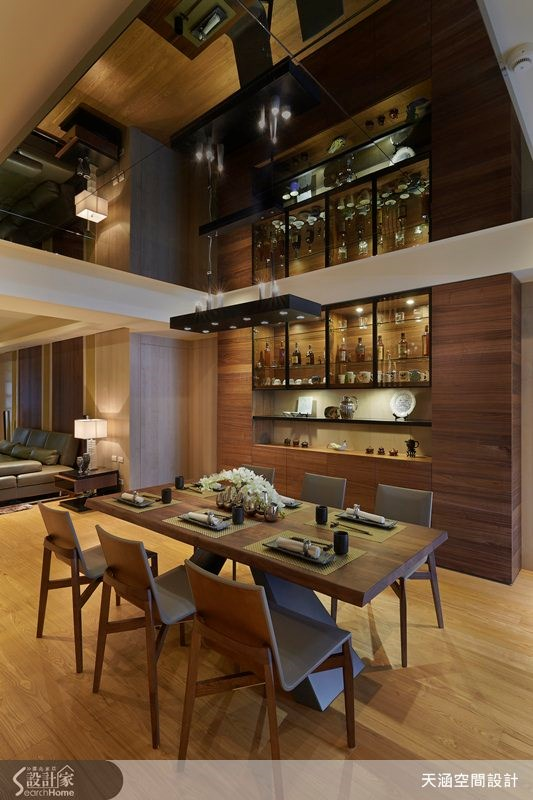 48坪新成屋(5年以下)_奢華風案例圖片_天涵空間設計有限公司_天涵_13之11