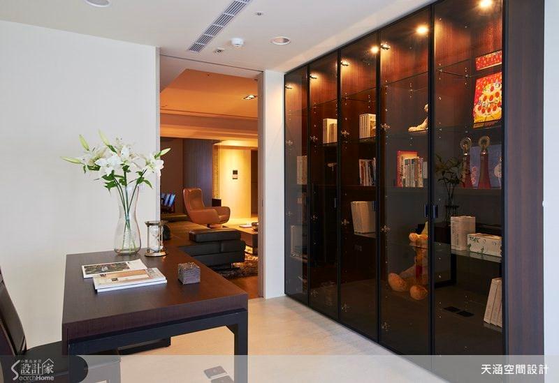 48坪新成屋(5年以下)_奢華風案例圖片_天涵空間設計有限公司_天涵_13之16