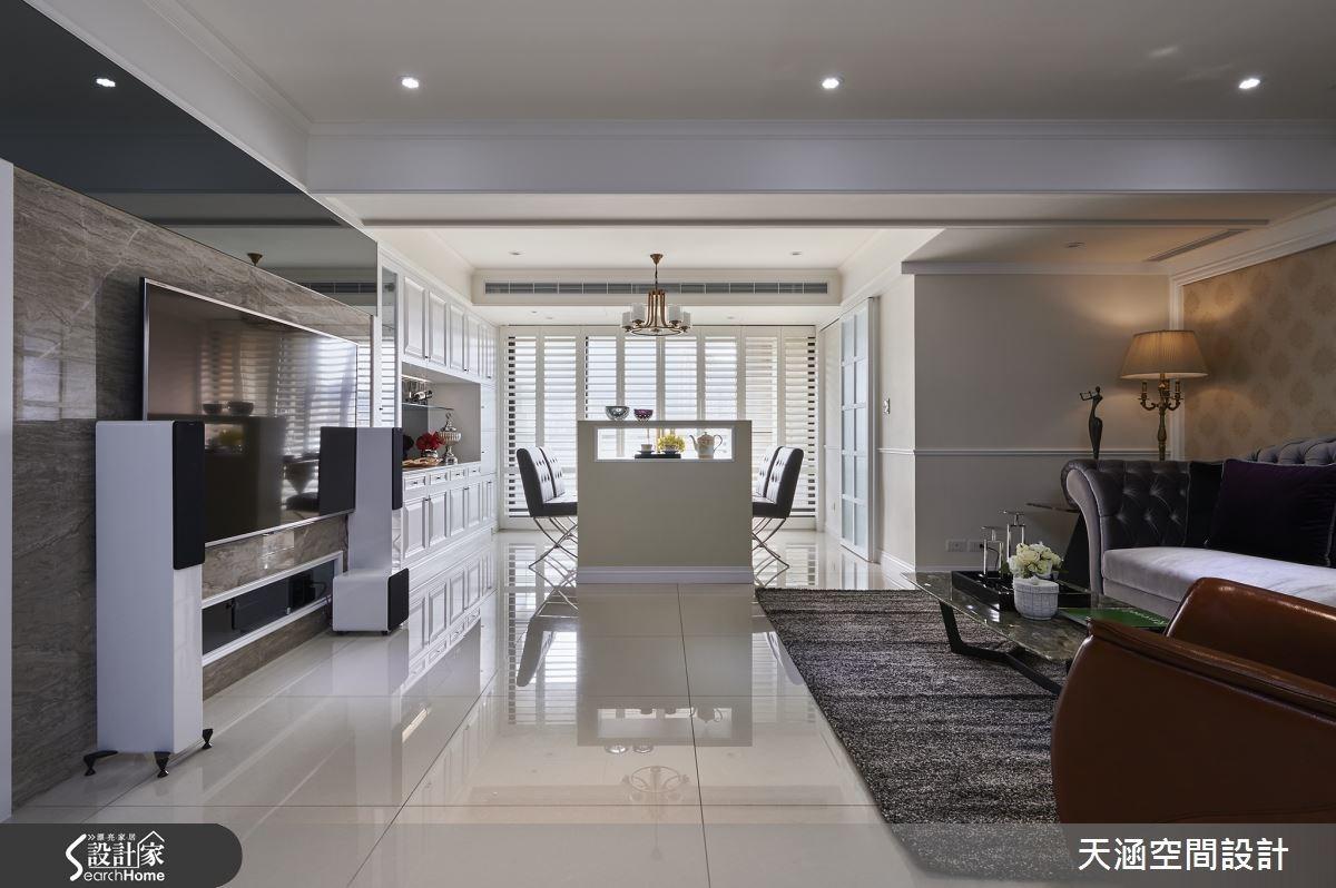 40坪新成屋(5年以下)_美式風案例圖片_天涵空間設計有限公司_天涵_15之3
