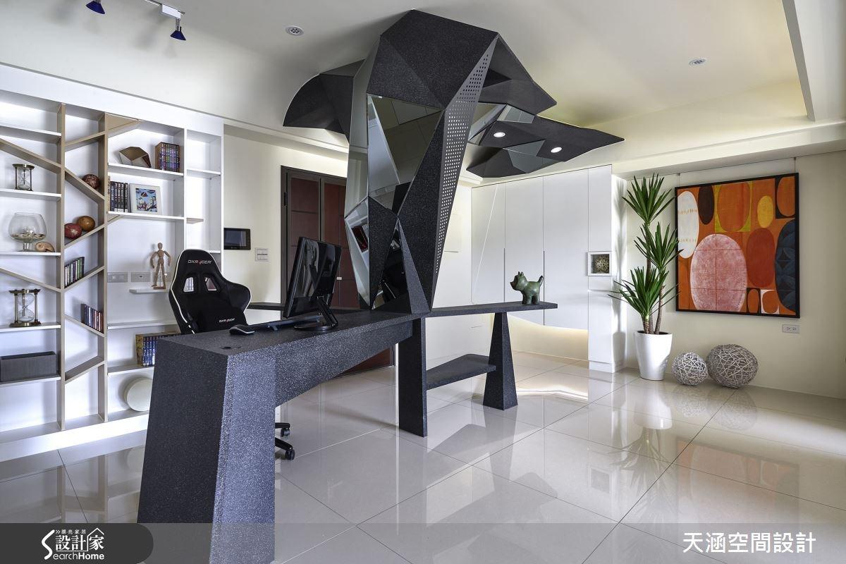 40坪新成屋(5年以下)_混搭風案例圖片_天涵空間設計有限公司_天涵_16之8