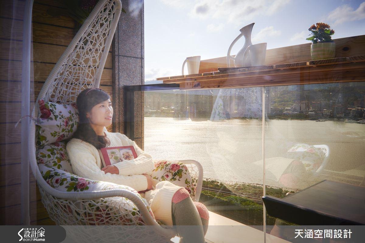 40坪新成屋(5年以下)_混搭風案例圖片_天涵空間設計有限公司_天涵_16之22
