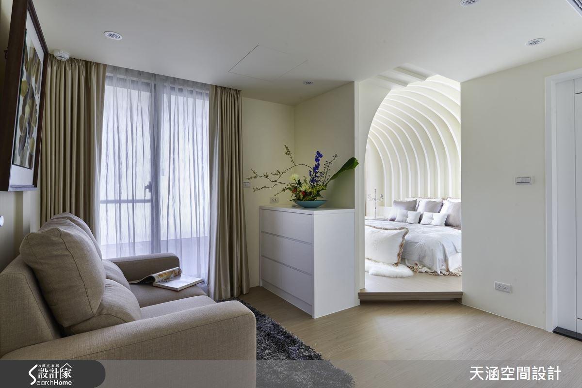 40坪新成屋(5年以下)_混搭風案例圖片_天涵空間設計有限公司_天涵_16之23
