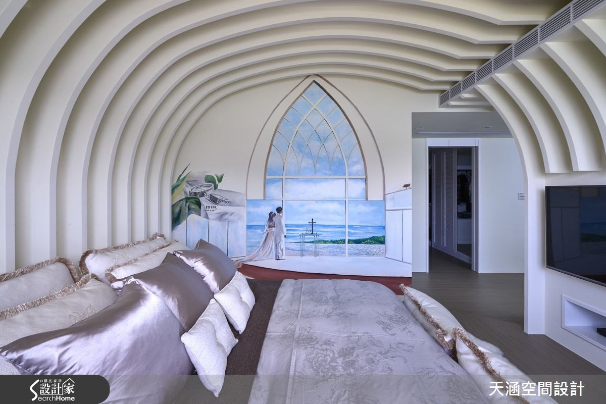 40坪新成屋(5年以下)_混搭風案例圖片_天涵空間設計有限公司_天涵_16之28
