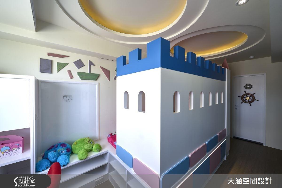 40坪新成屋(5年以下)_混搭風案例圖片_天涵空間設計有限公司_天涵_16之32