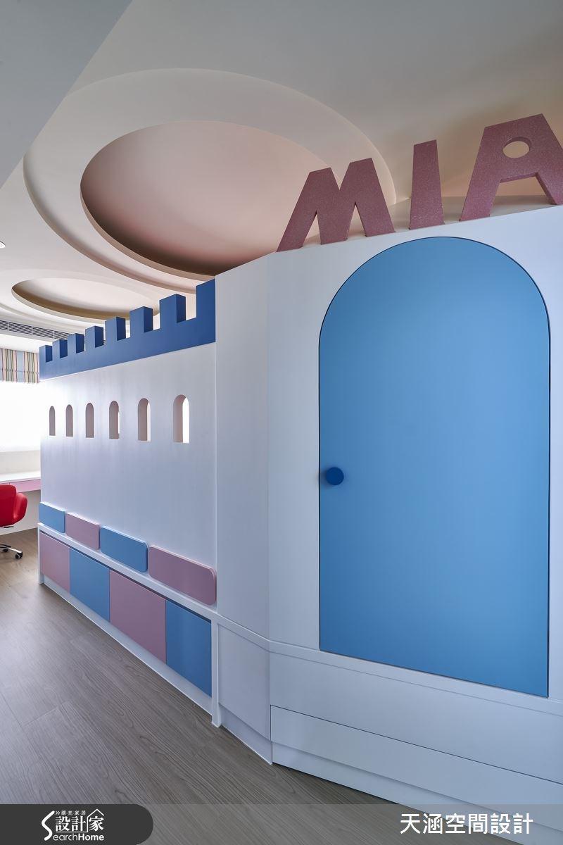 40坪新成屋(5年以下)_混搭風案例圖片_天涵空間設計有限公司_天涵_16之34