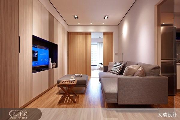 18坪新成屋(5年以下)_休閒風案例圖片_大晴設計有限公司_大晴_09之4