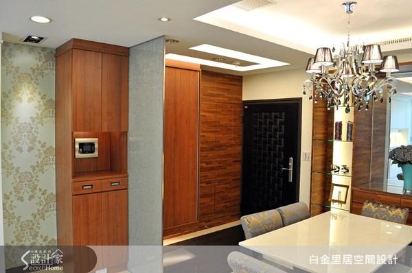 30坪新成屋(5年以下)_現代風案例圖片_白金里居空間設計_白金里居_03之2