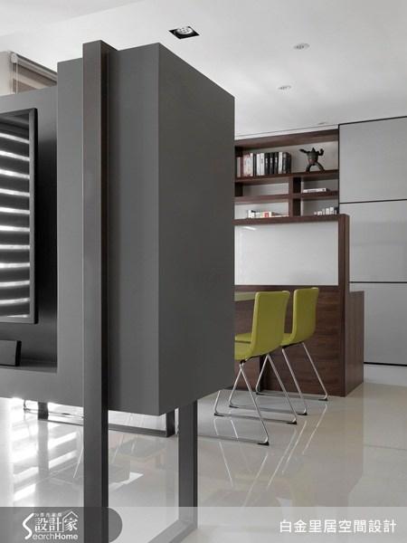 24坪新成屋(5年以下)_現代風案例圖片_白金里居空間設計_白金里居_09之4