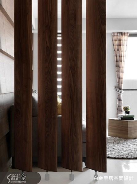 24坪新成屋(5年以下)_現代風案例圖片_白金里居空間設計_白金里居_09之1