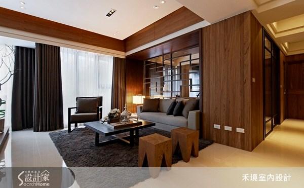 60坪新成屋(5年以下)_混搭風案例圖片_禾境室內設計_禾境_01之2